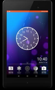 Plugin - Lightning Clock - 1
